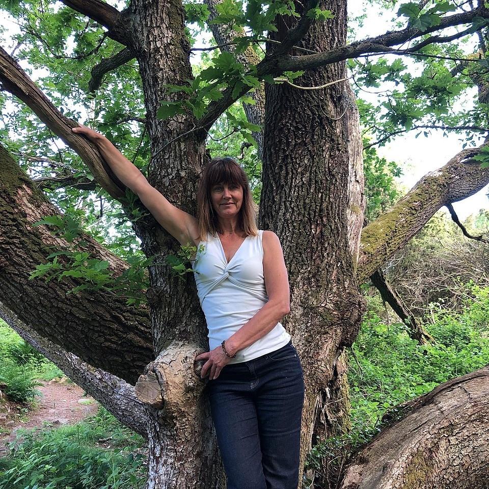 Träd-yoga