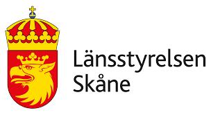 Länsstyrelsen Skånes läns logotype