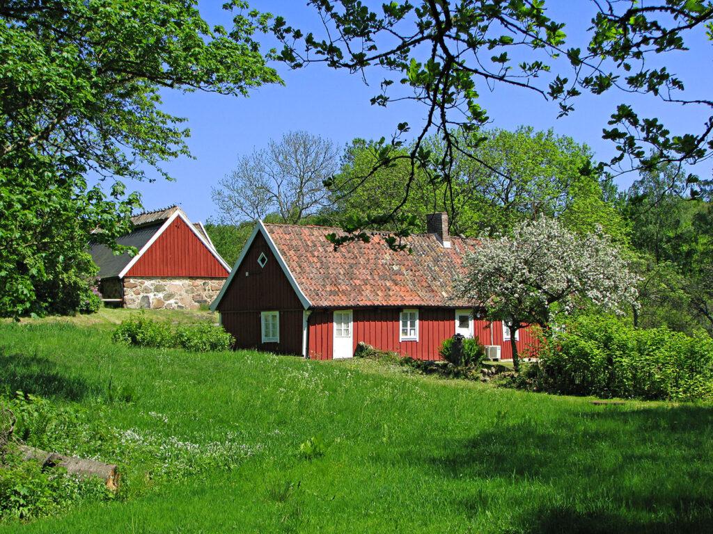 Förvaltningens hus på Kullaberg