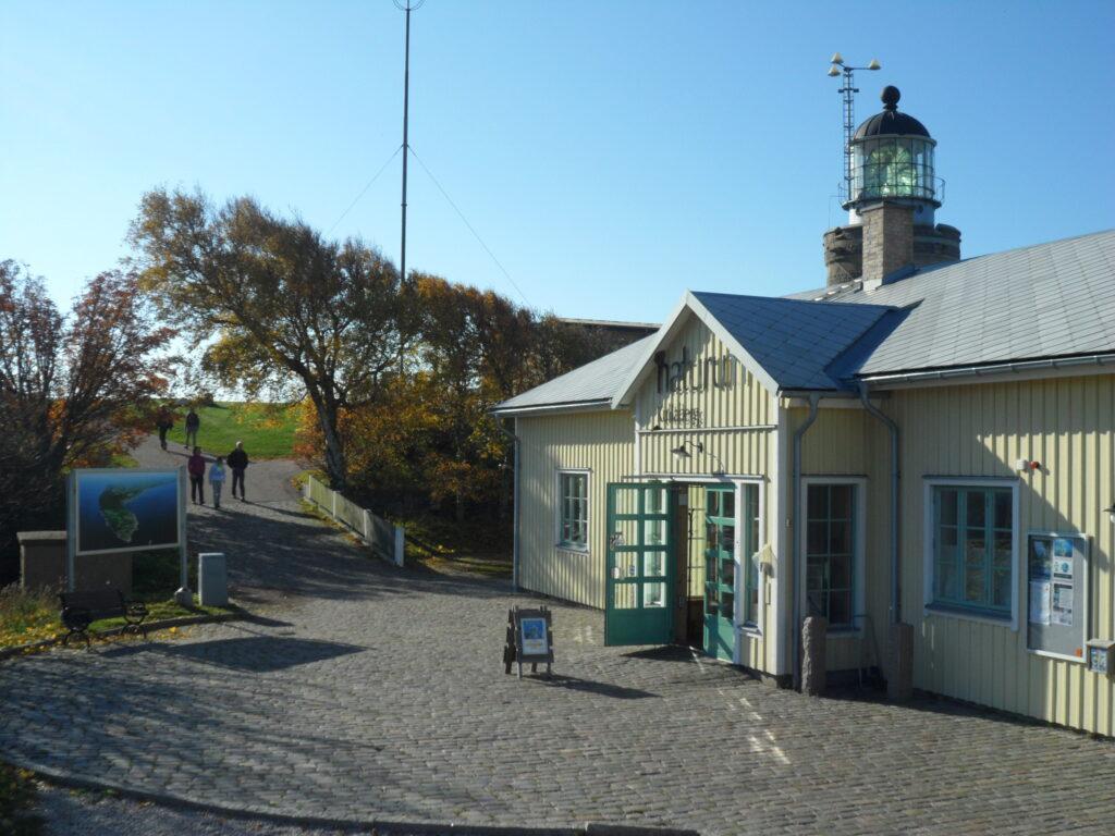 naturum Kullabergs byggnad